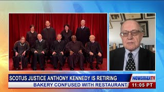 Download Alan Dershowitz on Justice Kennedy Retiring and Recent Rulings Video