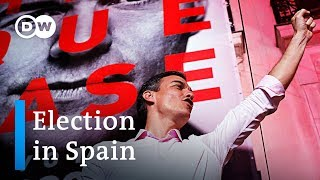Download Socialists win Spain election   DW News Video