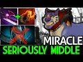 Download Miracle- [Lion] Seriously Mode Middle Counter PA 7.15 Dota 2 Video