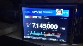 Download Next steps in building the screen for the BITX40 Video