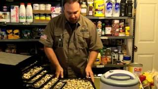 Download How to Use a Dehydrator for Food Storage Video
