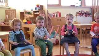 Download Nikolauszeit - Lieder, Sprüche, Spiele und Feier -Nikolaus in der Kinderkrippe Bad Waltersdorf Video