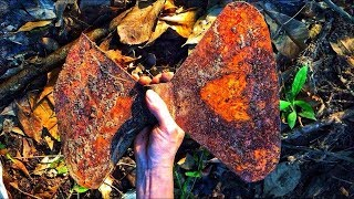 Download Restoration the axe old| Restore metal castings ax| Antique construction tools wood restoration Video