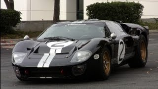 Download Classics revealed: The Ford GT40 rides again Video