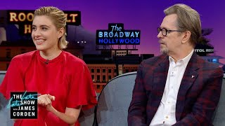Download Gary Oldman & Greta Gerwig Are Familiar with Bad Reviews Video