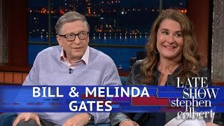 Download Bill & Melinda Gates Talk Taxing The Wealthy Video