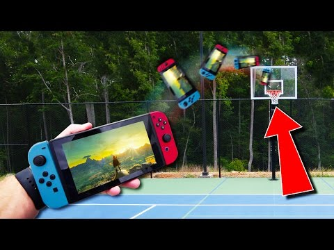 hqdefault IMPOSSIBLE NINTENDO SWITCH TRICK SHOTS (Sturdiness Take a look at!) Technology