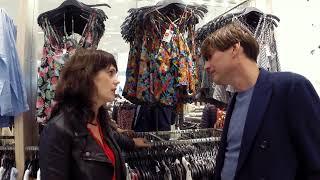 Download Alex James: Slowing Down Fast Fashion - Trailer Video