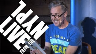 Download Oprah's wisdom - A reading by Alan Cumming | LIVE from the NYPL Video