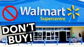 Download 5 Things NOT to Buy at Walmart! Video