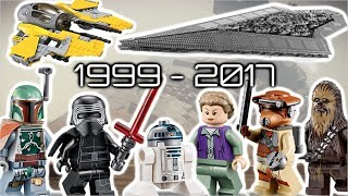 Download LEGO STAR WARS   1999-2017 Video