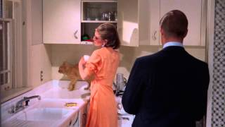 Download Breakfast at Tiffany's - Paul and Holly Kiss and Make Up (11) - Audrey Hepburn Video
