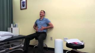 Download Posture exercises for severe kyphosis Video