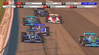 Download iRacing : Lionheart Retro Series Closest Finish EVER! Video