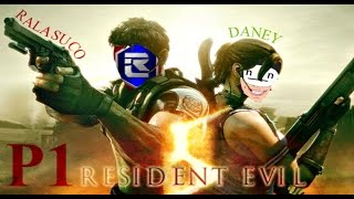 Download Resident Evil 5 CO-OP - w. Ralasuco [P1] Video