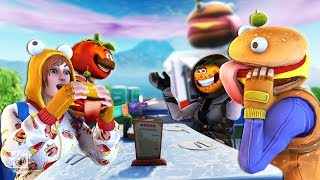 Download ONESIE AND DURR BURGER DOUBLE DATE!? *NEW SEASON 7* - A Fortnite Short Film Video