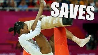 Download Amazing gymnastics saves | Compilation Video