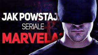 Download Superbohaterskie seriale Marvela od zaplecza! Wyjazd do USA z Netflix'em! Video