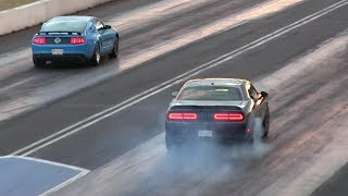 Download You better NEVER race on Street Tires-drag racing fails Video