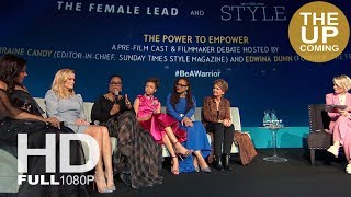 Download A Wrinkle in Time Q&A: Oprah Winfrey, Reese Witherspoon, Storm Reid, Ava Duvernay at London premiere Video
