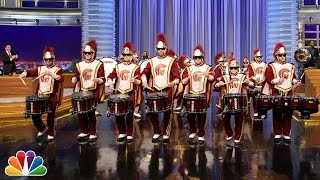 Download Audience Suggestion Box: USC Drumline Plays with Questlove Video