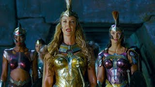 Download Steppenwolf attacks on Themyscira | Justice League [UltraHD, HDR] Video