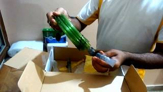Download HOW TO: Set up a canister filter for planted aquarium(Hindi)  Sunsun HW603B Unboxing and review. Video