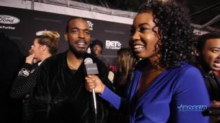 Download Luke James Speaks on How New Edition Inspired His Current Music Video