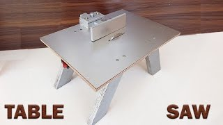 Download How to Make a Table Saw at Home Video