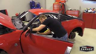 Download Interior Remodeling - Reassembling the Dash, Adding Racing Seats and Safety Gear! Video