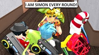 Download USING ADMIN COMMANDS IN SIMON SAYS.. (Roblox MM2) Video