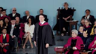 Download Graduate Speaker Pete Davis | Harvard Commencement 2018 Video