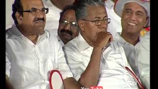 Download V. S. Achuthanandan's Speech at Concluding function of Nava Kerala March Video