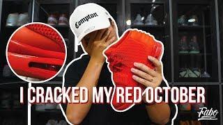 Download Mình Đã Làm Nứt Đôi Yeezy Red October | I Cracked My Yeezy Red October Video
