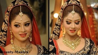 Download Indian Wedding Makeup for a Beautiful Bride Video