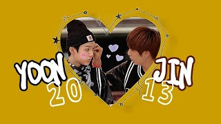 Download [ BTS YOONJIN/SIN ] Compilations/Moments PT. 1 Video