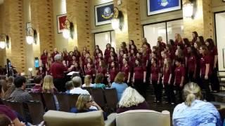Download Texas A&M Women's Chorus - My God is a Rock Video