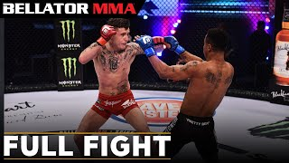 Download Bellator MMA: James Gallagher vs. Anthony Taylor FULL FIGHT Video
