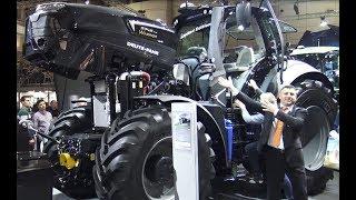 Download WARRIOR 9340 TTV | Deutz-Fahr Traktoren | Agritechnica Neuheiten 2017 | Agritechnica Hannover 2017 Video