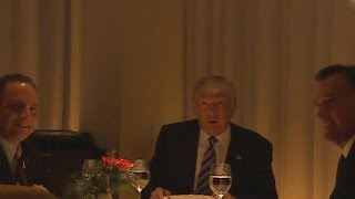 Download President-elect Trump meets with Mitt Romney for second time Video