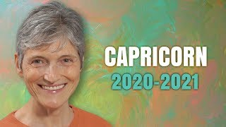 Download CAPRICORN 2020 - 2021 Astrology Annual Horoscope Forecast Video