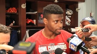 Download Dolphins WR DeVante Parker Says He's Close to 100% Video