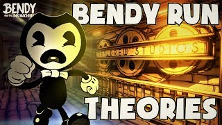Download What does BINR tell us about Joey Drew Studios & the FUTURE of the Bendy franchise? (BATIM Theories) Video