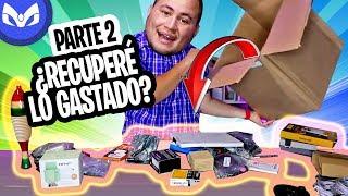Download LOTE DE 63 PRODUCTOS TECH - SEGUNDA PARTE - RETORNOS DE AMAZON Video