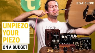 Download Better Amplified Acoustic Guitar Sound on a Budget | Thomann Video