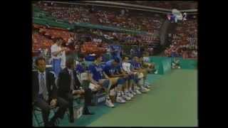 Download 1996 Olympic Games Volleyball Italy - Yugoslavia set 1 Video