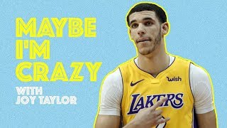 Download Valentine's Day Special: Love and Basketball and Lonzo Ball | EPISODE 23 | MAYBE I'M CRAZY Video
