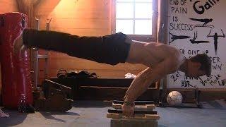 Download Dominik Sky - Calisthenics Tutorial Beginner to Advanced Part 1: Upper Body PRESSING (HD) Video