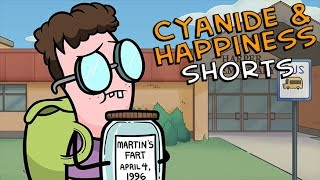 Download Fart in a Jar Martin - Cyanide & Happiness Shorts Video