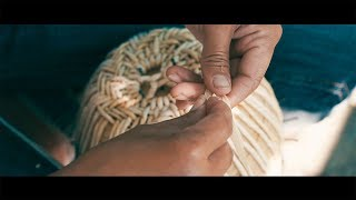 Download Fair Craft - Weaving Corn Leaves Video